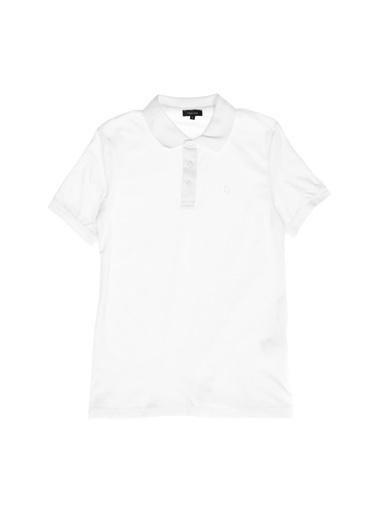 Fabrika Fabrika Beyaz Erkek Polo T-Shirt Beyaz